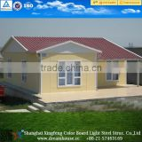 China Low cost Eco-friendly prefabricated homes/prefabricated house prices/modular house