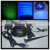 Garden Tree and Wall Decoration Outdoor Laser Spot lights for Holiday Lighting (Green and Blue leds))
