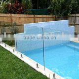 BG-01 tempered glass swimming pool fence with CCC &CE
