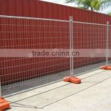 Hot dipped galvanized or electric galvanized temporary fence                                                                         Quality Choice