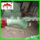 Hydroelectric turbine generator ac alternator low rpm alternators 1 mw
