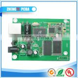 PCB manufacturing and assambling Electronics service OEM digital thermometer pcb assembly