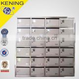 Professional to supply Stainless steel mailboxes