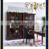 2015 New Design Low Price High Quality Wooden Book Cabinet
