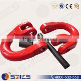 forged alloy roller chain g80 European type connecting link