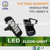 hangzhou factory, high power 300w led flood light , led street lamps, with CE, RoHS certificates