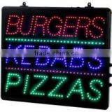 Led Pizza Signs for 2012 Promtion