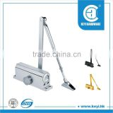 Heavy Duty Aluminum Alloy Adjustable Door Closer, Automatic Concealed Overhead Hydraulic Door Closer                                                                         Quality Choice
