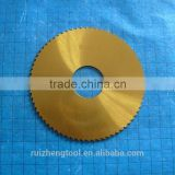 2015 newest Slitting saw blade ,saw blade ,slitting saw cutters china jiangsu zhangjiagang manufacturer