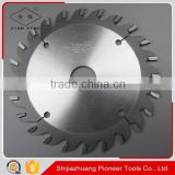 china woodworking cutting tool conical scoring blade