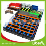 China Factory Professional Extreme Sports Games Trampoline Park Indoor                                                                         Quality Choice                                                     Most Popular