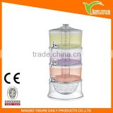 Best Qulaity 3 Tier Drinks Dispenser With infuser                                                                         Quality Choice
