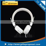 Mouse over image to zoom Stereo-Headphone-On-Ear-Cushion-3-5mm-Jack-with-Microphone-Wired-Folding-Headset