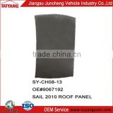 Chevrolet sail auto spare parts Roof Panel