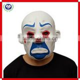 Hot Selling Latex Full Face Cosplay Red Nose Clown Mask For Party