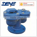 Ductile Iron Flanged Double Ball Air Release Valve