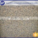 chrysanthemum yellow granite exterior wall cladding tiles