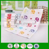 baby cotton square cloth muslin / 100 cotton small baby cotton square face towel wholesale