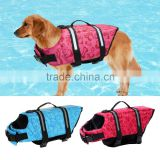 Reflective Pet Dog Life Jacket Swimming Float Vest Buoyancy Aid Pet Preserver