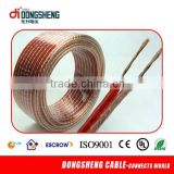 12/14/16 AWG Transparent CCA Speaker Cable