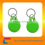 125KHz rfid key fob TK4100 EM4200 plastic key fob Waterproof RFID key tag for access control                                                                         Quality Choice