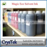 CRYSTEK Low odor Magic eco solvent ink for DX4 DX5 DX7 print head digital inkjet printer