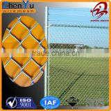 1''-3'' Galvanized Iron Wire Fencing Chain Link Mesh Fence