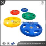 Hot selling Weight lifting Bumper Competition barbell plate                                                                         Quality Choice                                                     Most Popular