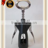 High quality pump wine corkscrew, wine opener, professional Zinc Alloy Die Casting manufacturer, CO-011