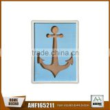 Decorative Sea Anchor Hollow Out Wall Hanging Art Decor