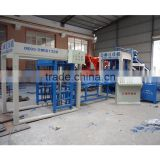 Quanzhou full automatic operation high output concrete cement brick machine offers LS6-15