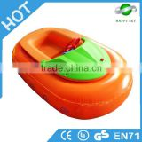Hot sale!!!bumper boats motorized,motorized pool boat,inflatable kids bumper boats for swimming pool                                                                         Quality Choice