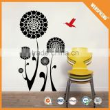 None-toxic artistic removable islamic wall decor stickers wall decal home