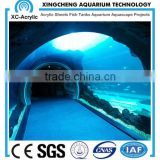 factory direct sale !!!acrylic sheet for tunnel