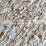 Hot selling interior decorative wall stone panels artificial waterfall rocks rock wall tiles