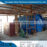 waste recycling to energy plant waste oil to diesel distillation plant with CE, ISO and BV Certification
