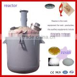 alkyd resin jacketed reaction vessel