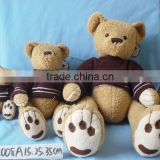 HI EN71 popular family bear toy
