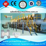 Full servo adult diaper pants machine with pulp molding function