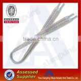 Newest design and hot selling cheap custom blank shoelace charms