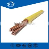 Class2 PVC Insulated Copper Cable 25mm electric cable
