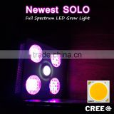 Best Seller MeCree Full Spectrum SOLO 300w COB LED Grow Lights with optimum 12 bands wavelength