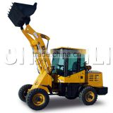 hot! Full hydraulic mini wheel loader with patented design ZL20(2Tons) with CE certification
