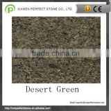 Gesert green granite for slab/ lantern mosaic tile