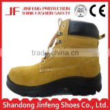 suede leather oil and slip resistant safety footwear welding cheap safety shoes workman outdoor safety shoes price in india