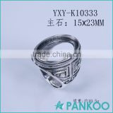 Inifinity ring base for woman 925 sterling silver ring findings for dating silver charms