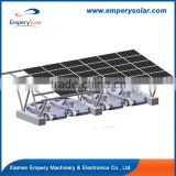 Wholesale solar pv double side aluminum frame solar carport                                                                         Quality Choice