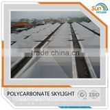 Clear Plastic Dome Cover for Industrial Lighting Roofing