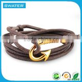 Wholesale Alibaba Fish Hook Charm Bracelet