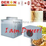 wood chip dryer heat pump commercial fruit and vegetable dryer industrial agricultural fruit dryers up to 75C